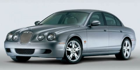 2005 Jaguar S-TYPE 30 Silver V6 30L Automatic 80497 miles  Rear Wheel Drive  Traction Contro