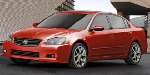 2005 Nissan Altima 35 SE-R  V6 35L Automatic 137405 miles  Front Wheel Drive  Tires - Front