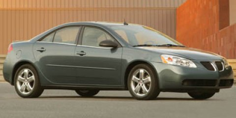 2005 Pontiac G6 Gray V6 35L Automatic 115775 miles One Owner Trade-In Priced to Sell Free Car