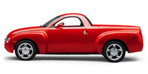 2005 Chevrolet SSR LS Smokin Asphalt V8 60L  39630 miles  Traction Control  Rear Wheel Drive
