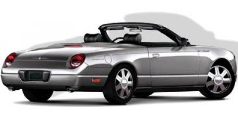 2005 Ford Thunderbird L Silver V8 39L Automatic 105868 miles NEW ARRIVAL PRICED BELOW MARKET