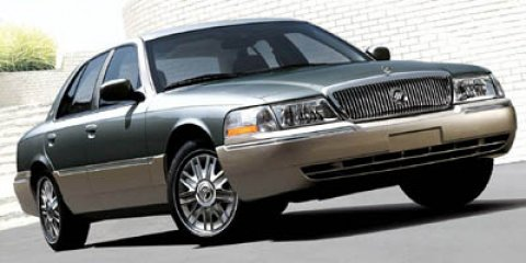 2005 Mercury Grand Marquis L BlueGray V8 46L Automatic 102990 miles Look at this 2005 Mercury