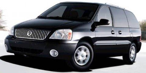 2005 Mercury Monterey Convenience Silver Birch Metallic V6 42L Automatic 143968 miles The Sal