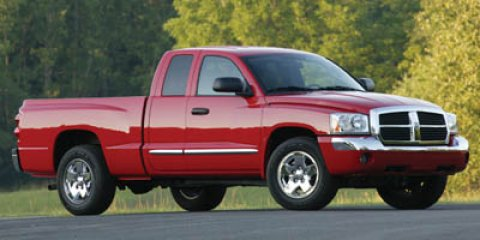 2005 Dodge Dakota SLT 2D Club Cab V8 47L Patriot Blue Pearl V8 47L Automatic 108573 miles On