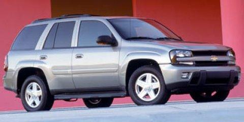 2005 Chevrolet TrailBlazer Superior Blue Metallic V6 42L Automatic 107748 miles  Four Wheel Dr