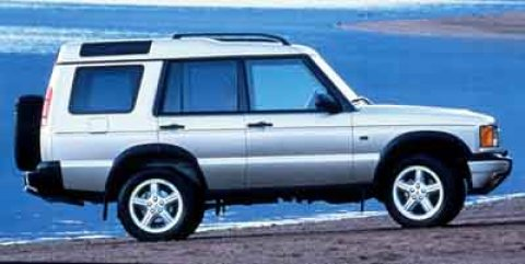 2000 Land Rover Discovery Series II  V8 40L Automatic 151379 miles  Traction Control  Four Wh