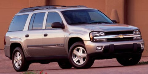 2005 Chevrolet TrailBlazer LS SILVERSTONE METALLICGRAY CLOTH V6 42L Automatic 111249 miles EXT