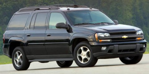 2005 Chevrolet TrailBlazer LT Black V6 42L Automatic 157032 miles LT trim 2 400 below NADA