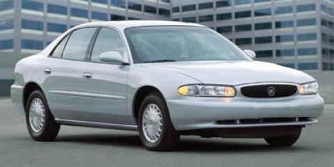2005 Buick Century Custom Maroon V6 31L Automatic 162136 miles KEYLESS ENTRY 30 MPG Highway