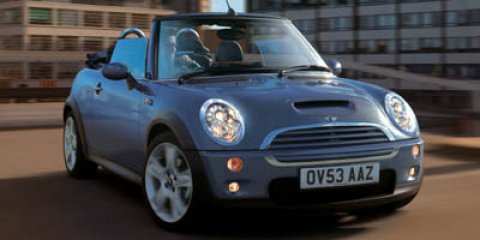 2005 MINI Cooper Convertible S  V4 16L  107515 miles Again thank you so much for choosing Au