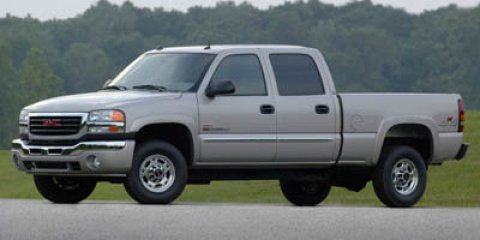 2005 GMC Sierra 2500HD SLT Onyx BlackSlate V8 60L Automatic 79830 miles  Four Wheel Drive  T