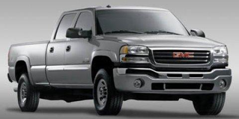 2005 GMC Sierra 3500 SLT WhiteTan V8 Duramax 66L V8 Turbodiesel Automatic 202368 miles SLT