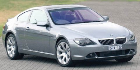 2005 BMW 6 Series 645Ci  V8 44L Automatic 97444 miles NEW ARRIVAL -XENON HEADLIGHTS NAVIGATI