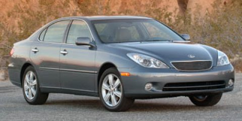 2005 Lexus ES 330 Es 330 Sedan Silver V6 33L Automatic 141054 miles Drivers wanted for this s