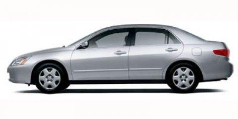 2005 Honda Accord Sdn LX V6 Satin Silver Metallic V6 30L Automatic 102431 miles  Traction Con