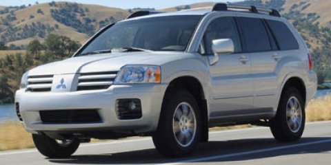 2004 Mitsubishi Endeavor LS Silver V6 38L Automatic 145290 miles  All Wheel Drive  Engine Im