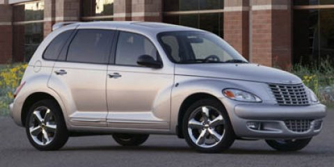 2005 Chrysler PT Cruiser Touring Linen Gold Metallic Pearl V4 24L Automatic 72973 miles  Front