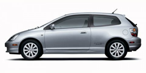2005 Honda Civic Si SSRS CLASSIC SILVERBlack V4 20L Manual 185240 miles  Front Wheel Drive