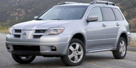 2005 Mitsubishi Outlander LS Graphite Gray Pearl V4 24L Automatic 127290 miles SUPER NICE 200