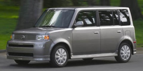 2005 Scion xB BASE SilverCharcoal V4 15L Manual 137530 miles Happ