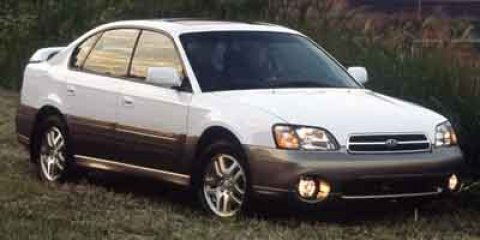 2002 Subaru Legacy Outback Ltd BLIZZARD PEARLOAK V4 25L Automatic 122156 miles -CARFAX ONE OW