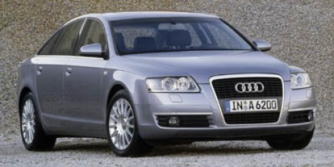 2005 Audi A6  V6 32L Automatic 137768 miles Thank you so much for choosing Auto World of Plea