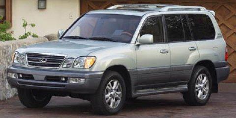 2005 LEXUS LX 470