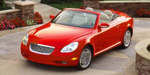 2005 Lexus SC 430 Midnight Pine Pearl V8 43L Automatic 90000 miles  Traction Control  Rear W