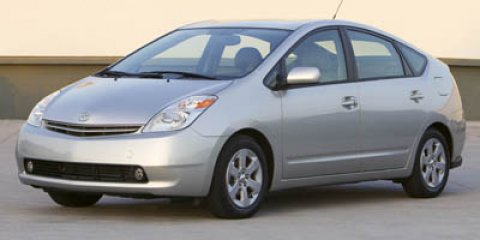 2005 Toyota Prius Super WhiteGrayBurgundy V4 15L Variable 71415 miles  Keyless Start  Tracti