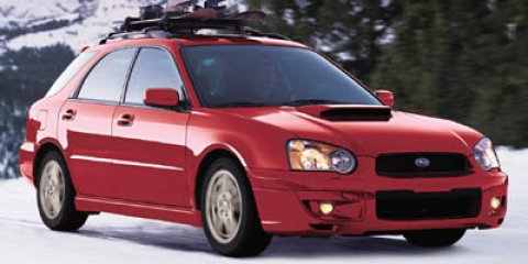 2005 Subaru Impreza Wagon WRX Crystal Gray Metallic V4 20L Manual 122505 miles  Turbocharged