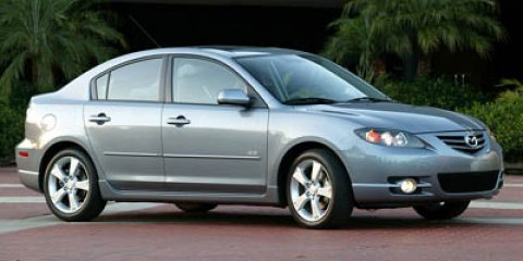 2005 Mazda Mazda3 s Winning Blue MetallicBlackBlue V4 23L Manual 105469 miles  Front Wheel Dr