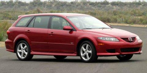 2005 Mazda Mazda6 C Cloth V6 30L Automatic 98545 miles Look at this 2005 Mazda Mazda6 C This