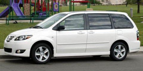 2005 Mazda MPV LX Silver V6 30L Automatic 123017 miles  Front Wheel Drive  Tires - Front All