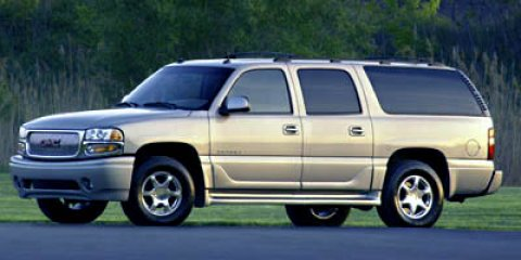2004 GMC Yukon XL Denali DENALI  V8 60L Automatic 0 miles Check out this 2004 GMC Yukon XL Den