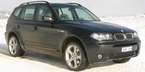 2005 BMW X3 25i  V6 25L  191362 miles  All Wheel Drive  Tires - Front Performance  Tires -