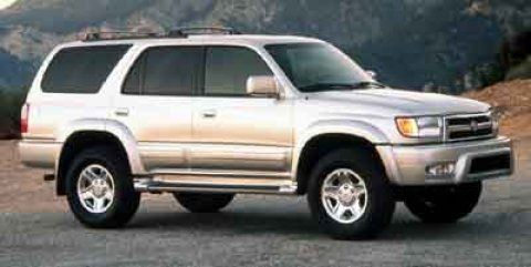 2000 Toyota 4Runner Limited Beige V6 34L Automatic 141223 miles  Four Wheel Drive  Tires - F