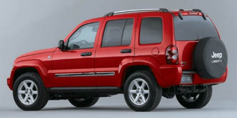 2005 Jeep Liberty Limited Bright Silver Metallic V6 37L Automatic 128120 miles  Rear Wheel Dri