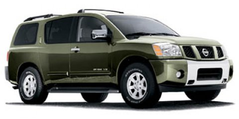 2005 Nissan Armada LE Galaxy V8 56L Automatic 155340 miles NEW ARRIVAL PRICED BELOW MARKET T
