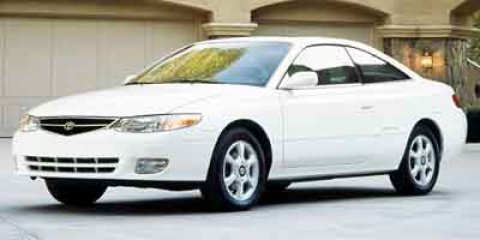 2000 Toyota Camry Solara SE Black Sand Pearl V4 22L Automatic 133638 miles Look at this 2000