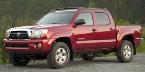 2005 Toyota Tacoma PreRunner SR5 Red V6 40L Automatic 109983 miles Look at this 2005 Toyota T