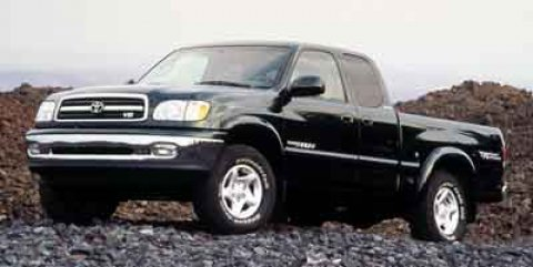 2000 Toyota Tundra SR5 BlackTAN V8 47L Automatic 415211 miles  Four Wheel Drive  Tires - Fron