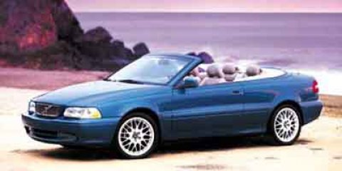 2000 Volvo C70 HT Emerald Green Metallic V5 23L Automatic 158000 miles  Turbocharged  Front