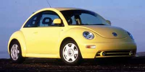 2000 Volkswagen New Beetle GLS Yellow V4 18L Manual 112291 miles  Turbocharged  Traction Cont