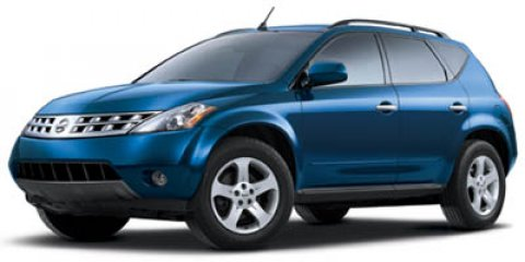 2005 Nissan Murano Blue V6 35L Variable 70935 miles  Front Wheel Drive  Tires - Front All-Sea