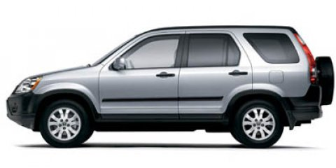 2005 Honda CR-V EX Pewter PearlBlack V4 24L Automatic 196461 miles Look at this 2005 Honda CR-