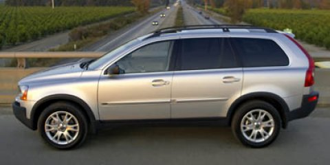 2005 Volvo XC90 4DR SUV AWD T6 AT  V6 29L Automatic 169325 miles  Turbocharged  Traction Con