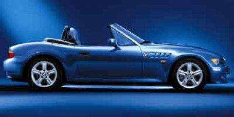 2001 BMW Z3 30i  V6 30L  62503 miles   Stock B7738P VIN WBACN53481LJ56813