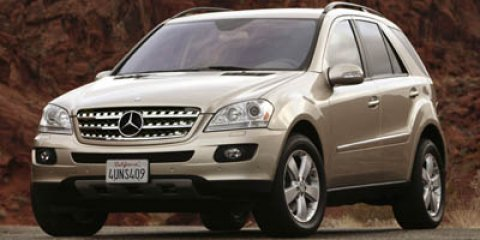 2006 Mercedes M-Class 35L  V6 35L Automatic 115280 miles Auto World of Pleasanton925-399-56