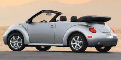 2005 Volkswagen New Beetle Convertible GLS  V4 18L Automatic 135883 miles  Turbocharged  Trac
