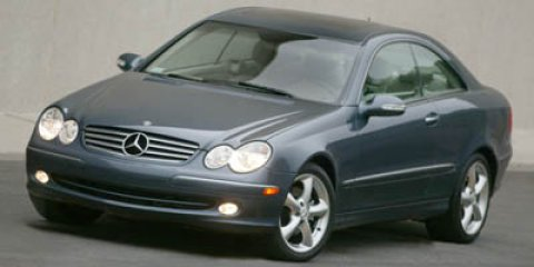 2005 Mercedes CLK-Class 32L  V6 32L Automatic 84983 miles  Traction Control  Stability Cont